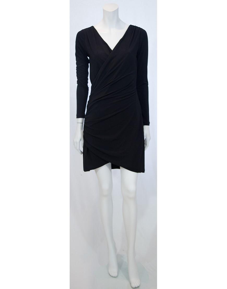 Φόρεμα Κρουαζέ Επωμίδες